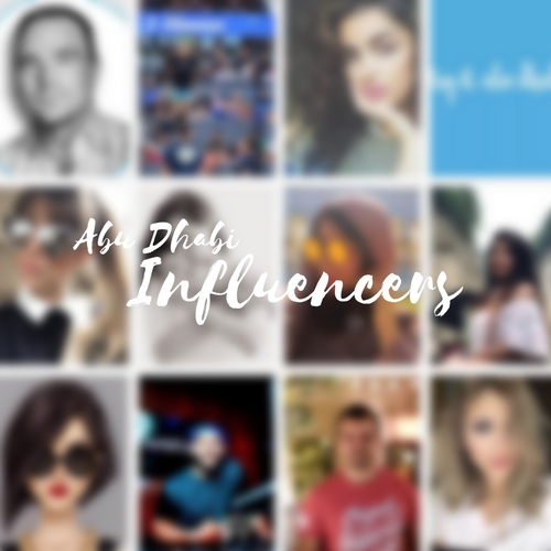 Influencers in Abu Dhabi